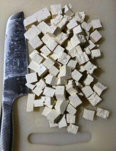 Focus sur : Le tofu
